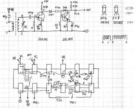 Transistor Radio Question The Radioboard Forums