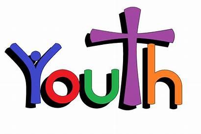 Youth Clipart Church Christian Teen Cross Activities