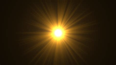 Sun Background Abstract Sun Background Stock Footage 4129108