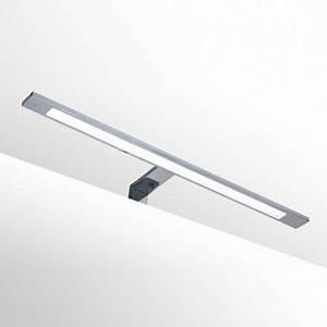 applique pour miroir ecoled box 60 cm 6w With applique sur miroir salle de bain