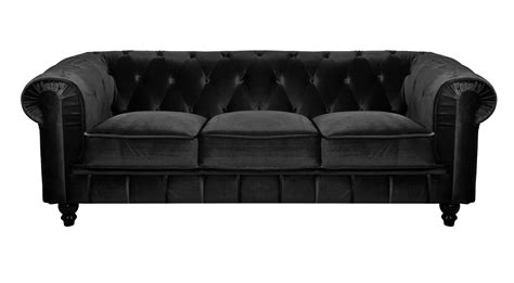 canapé chesterfield convertible velours ciabiz com