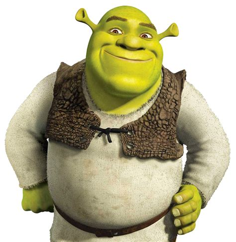 Shrek PNG Transparent Images | PNG All