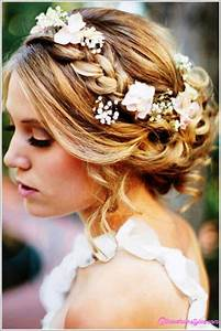 Wedding Hairstyles For Medium Length Hair