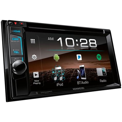 Kenwood Ddx Din Monitor Receiver With Bluetooth