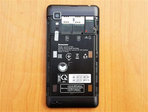 hi tech news review smartphone lenovo ideaphone p780 hi tech news review of the smartphone lenovo p780