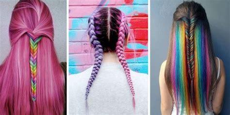 Braided Hairstyles On Tumblr