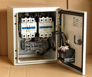 Ats Automatic Transfer Switch Panel 1ph  110a  Ac1