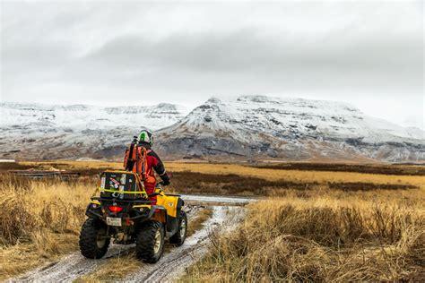 Mountain Safari - Quad Tour | ATV Biking Iceland | Four-whee
