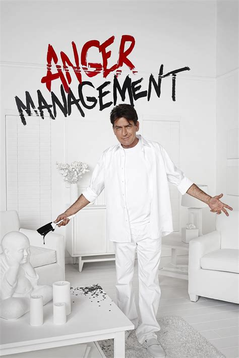 anger management tv series   posters