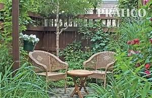 Amenager Un Petit Jardin Sans Pelouse : cour intime et sans pelouse je jardine ~ Melissatoandfro.com Idées de Décoration