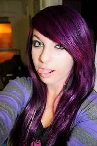 Dark Purple Hair Colors | Full HD Pictures