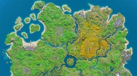 fortnite  map landmarks  named locations explained