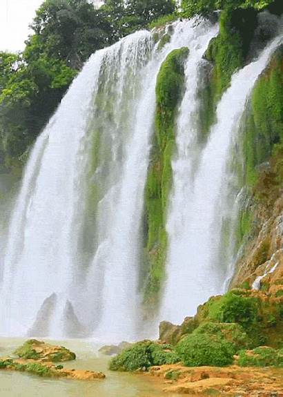Waterfalls Living Places Pictures24 Nature