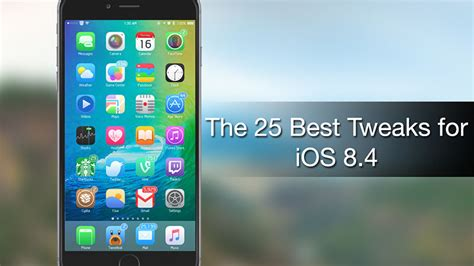 ios 8 iphone 4 the 25 best ios 8 4 jailbreak tweaks for your iphone