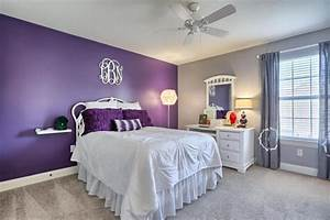 25 Gorgeous Purple Bedroom Ideas - Designing Idea