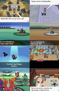Pokemon Omega Paradox V2 Nds Rom Hack Pokemon Roms