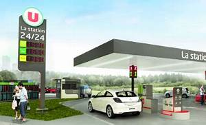 Carte Station Service : carte carburant pro u magasins ~ Medecine-chirurgie-esthetiques.com Avis de Voitures