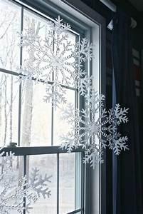 Fensterdeko Für Große Fenster : fensterdeko f r weihnachten wundersch ne dezente und tolle beispiele ~ Michelbontemps.com Haus und Dekorationen