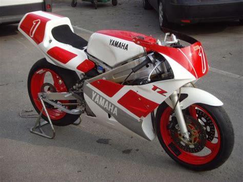 Yamaha Tz250w Prototype