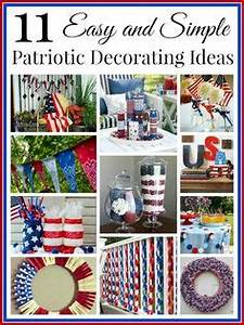 Patriotic Crafts popsicle stick flags for election day