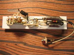 Wiring Harness For Telecaster  U201cgreasebucket U201d Type Setup