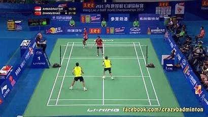 Badminton Win Sports Doubles Title Natsir Definitive