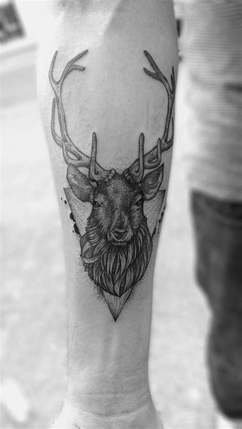 stag tattoo ,dotwork, stag | Stag tattoo, Elk tattoo, Tattoos