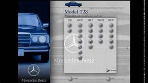 Mercedes Benz Model 107 Service Manual Library
