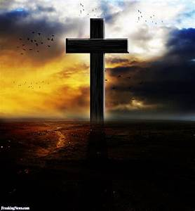 The Cross at Sunset Pictures - Freaking News  Cross