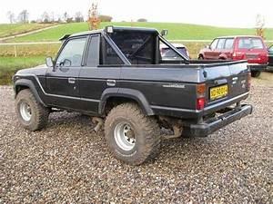 Toyota Hj61  Pickup Truck -solgt - 1987