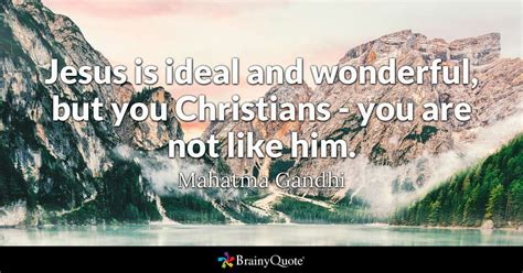 jesus  ideal  wonderful   christians