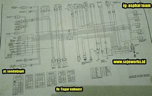 Wiring Diagram Kelistrikan Honda Grand