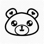 Bear Animals Emoji Teddy Icon Icons Animal
