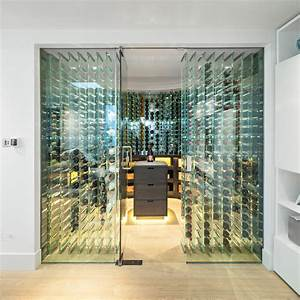 modern wine rooms with wine collection wine cellar