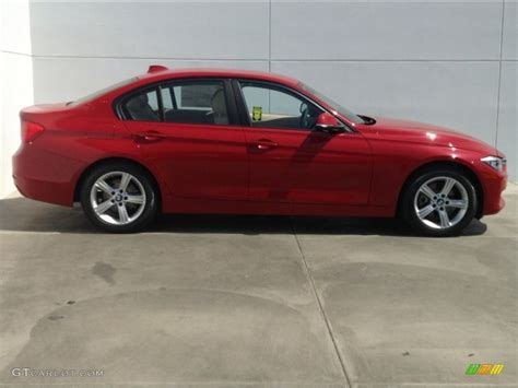 crimson red  bmw  series  sedan exterior photo