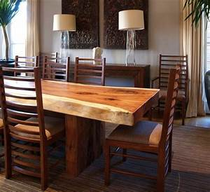 modern wood dining tables with modern wood dining room With modern wood dining room table