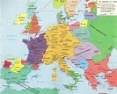 How many states made up the Holy Roman Empire in 1100? - Quora