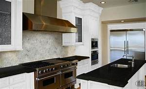 Black Granite Countertops: The Royal Appeal
