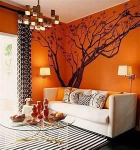 Revgercom quelle couleur salon avec canape marron for Canapé convertible design avec tapis salle de bain original