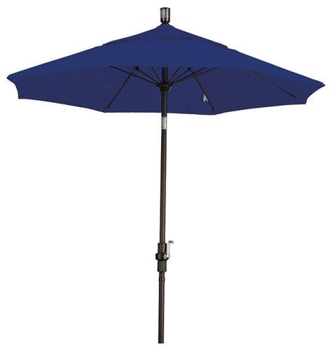 California Umbrella Gs1188s117 11x8 Rectangular Sunbrella Patio Umbrellas Galtech 9 Ft Sunbrella