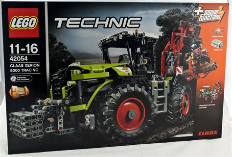 Review - LEGO 42054 Claas Xerion 5000 Trac VC ...