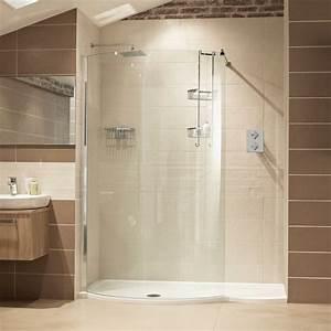 Carrelage De Douche : cabine de douche castorama en plexiglas carrelage beige dans la salle de bain moderne salles ~ Melissatoandfro.com Idées de Décoration