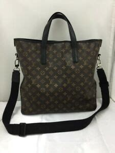louis vuitton davis  monogram maca sir shoulder bag tote bag mens  ebay