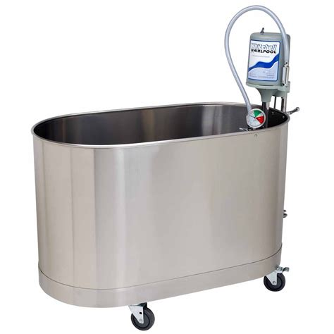 Tub Therapy by Whitehall 90 Gallon Sports Whirlpool Mobile