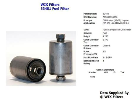 Why Change Fuel Filter by Why Change Your Fuel Filter Irv2 Forums