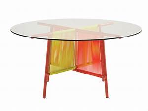 Table A Manger Jardin : the traveler table collection the traveler by roche bobois design stephen burks ~ Melissatoandfro.com Idées de Décoration