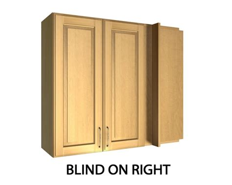 2 door wall cabinet 2 door right blind corner wall cabinet