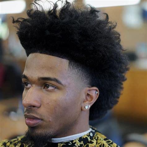 trendy hairstyles black men ideas