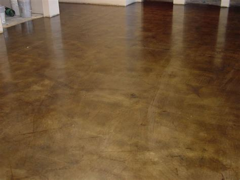 walnut colored concrete stain office building torrance california stained concrete concrete