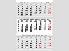 Kalenteri 2018 Printable 2018 calendar Free Download USA